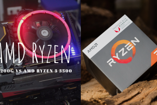 AMD Ryzen 3 2200G vs AMD Ryzen 3 3300 Specifications Comparison
