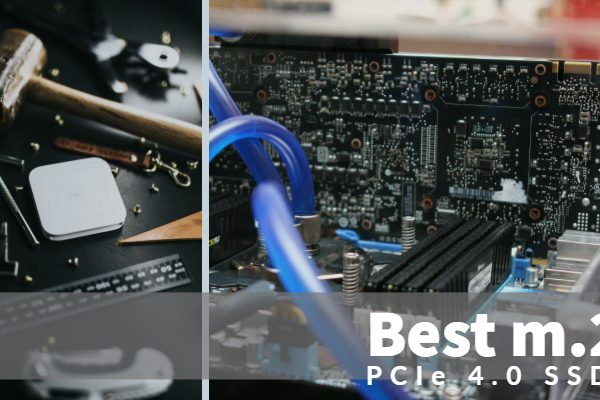 PCIe 4.0 SSDs