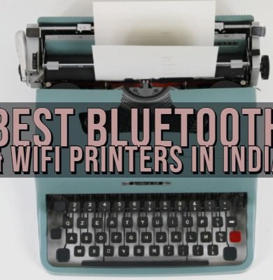 Best Bluetooth & WiFi Printers in India