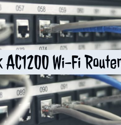 D-Link AC1200 Wi-Fi Router Setup