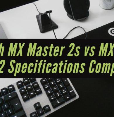 MX Master 2s vs MX Master vs G502