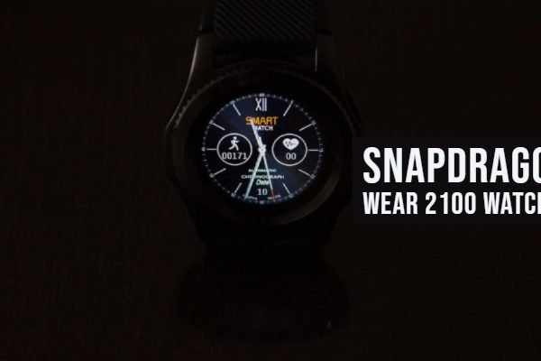 Snapdragon Wear 2100 Watches