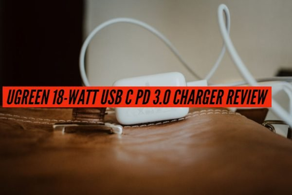 UGREEN 18-Watt USB C PD 3.0 Charger
