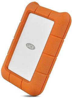 LaCie Rugged Thunderbolt USB-C 5TB External HDD