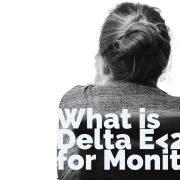 What is Delta E